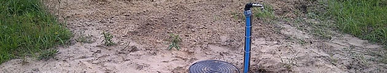 Przyłącze wodociągowe przyłącze kanalizacji sanitarnej