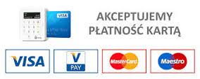 akceptujemy płatność kartą